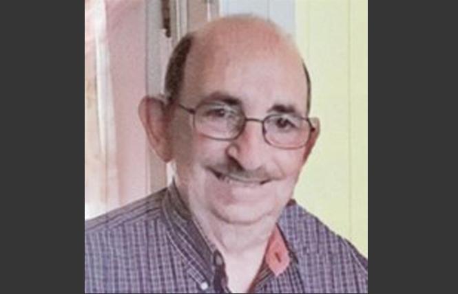 """George """"Mick"""" Ridolfi"""