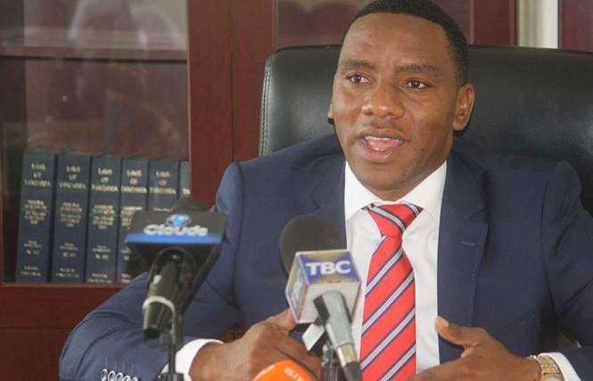 Paul Makonda, regional governor of Dar es Salaam, had announced plans to form a surveillance force to conduct a widespread crackdown on LGBT Tanzanians in the country's largest city starting November 5. Photo: Courtesy Nairobi News