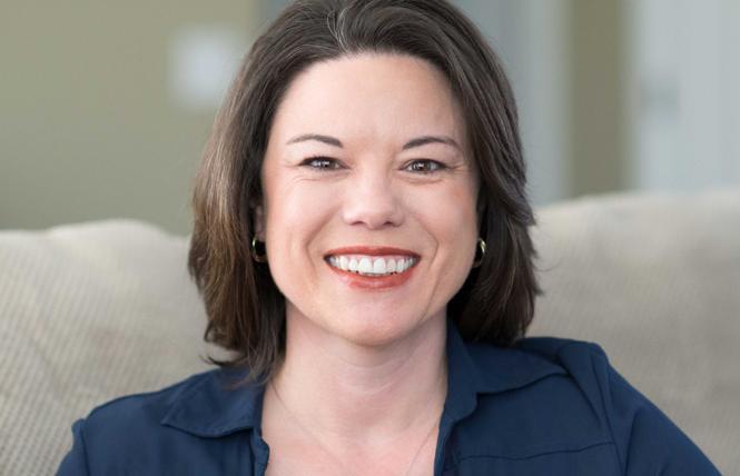 Minnesota Congresswoman-elect Angie Craig. Photo: Courtesy Craig for Congress campaign