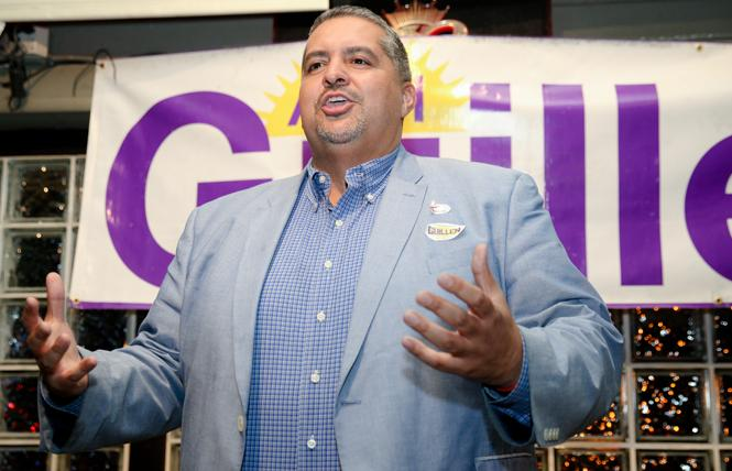 Oakland City Councilman Abel Guillen lost his re-election bid Tuesday. Photo: Kelly Sullivan
