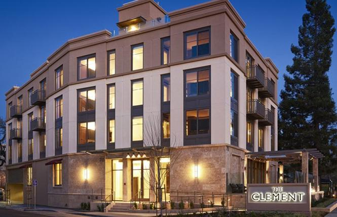 The Clement Palo Alto is a luxury hotel adjacent to Stanford University. Photo: Courtesy The Clement