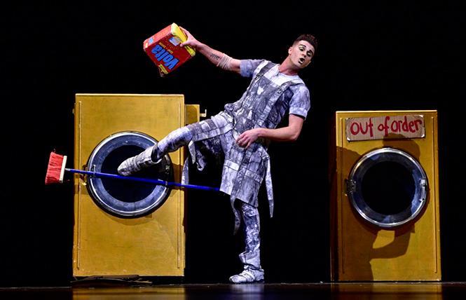 Cirque du Soleil @ AT&T Park