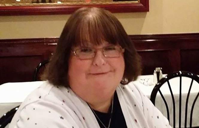 Aimee Stephens was fired from a Michigan funeral home after she transitioned.