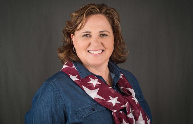Nevada County Sheriff-elect Shannan Moon