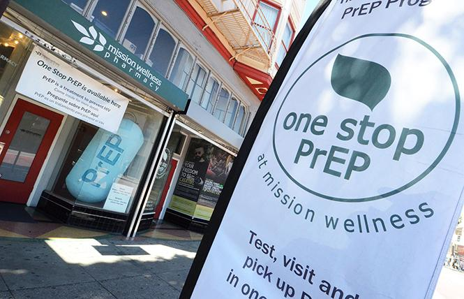 A research project shows PrEP use has risen nearly 30 percent based on state level data. While California was not in the top five jurisdictions, research has shown that San Francisco's gay community has widely adopted it. Photo: Rick Gerharter