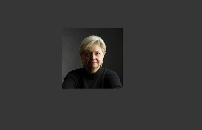 National Center for Lesbian Rights interim Executive Director Cindy Myers