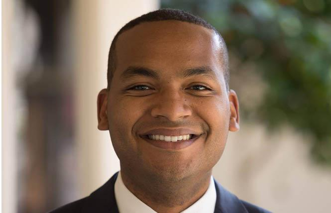 Monterey City Councilman Tyller Williamson. Photo: Courtesy Facebook