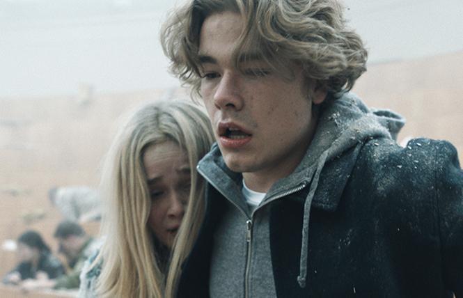 "Norwegian family meets seismic danger in ""The Quake."" Photo: Magnet Releasing"