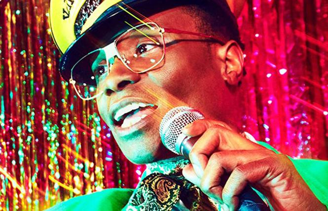 """Billy Porter as Pray Tell in """"Pose."""" Photo: FX"""