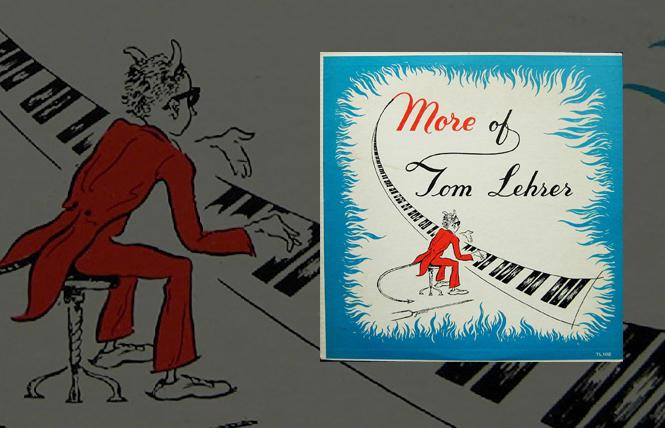 "Tom Lehrer's ""A Christmas Carol"" can be found on his old LPs."