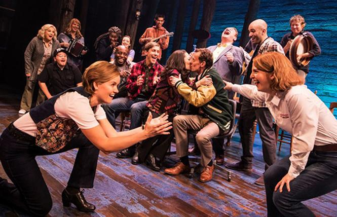 """Come From Away"" is coming to the Golden Gate Theatre as part of  SHN's season. Photo: Courtesy SHN"