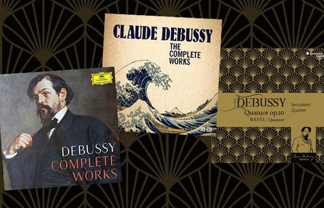 Diving deep into Claude Debussy