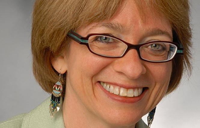 Former EEOC Commissioner Chai Feldblum