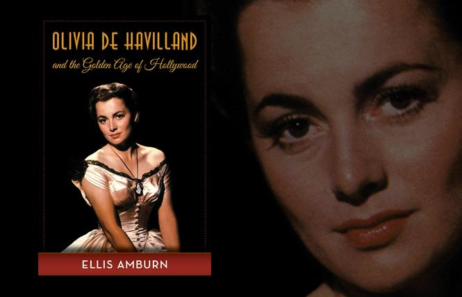 Olivia de Havilland, a star still shining