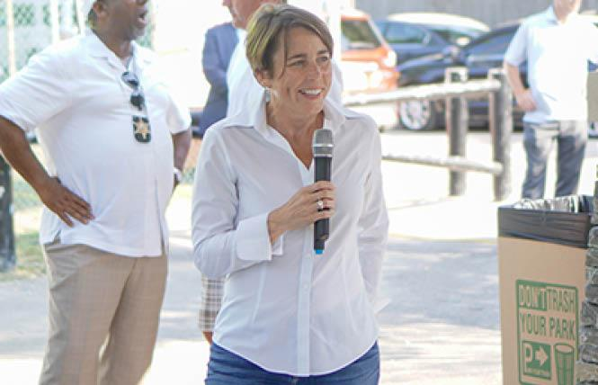 Massachusetts Attorney General Maura Healey. Photo: Courtesy Mass. AG office
