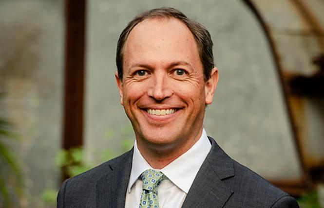 Republican Assemblyman Brian Maienschein scored 93 percent on Equality California's 2018 Legislative Scorecard. Photo: Courtesy Maienschein for Assembly