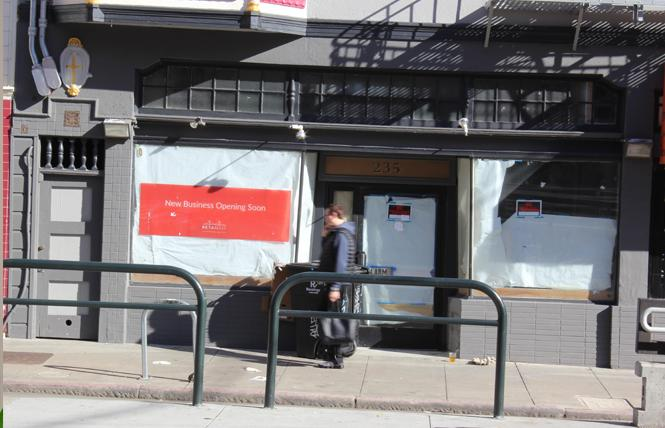 Il Casaro Pizzeria will open at 235 Church Street as soon as February, said a representative of Veritas Investments. Photo: Tony Taylor