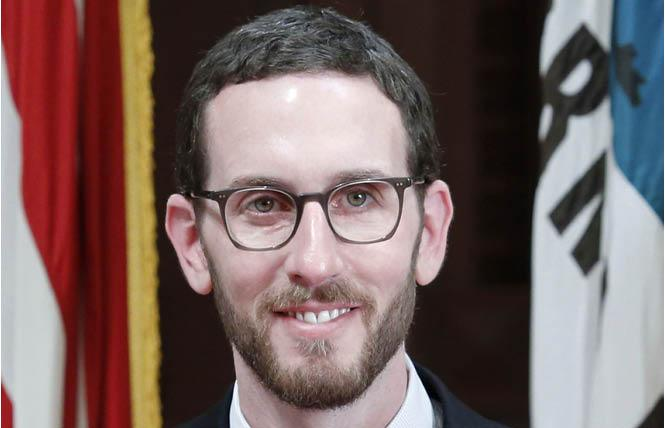 State Senator Scott Wiener. Photo: Courtesy Senator Wiener's office