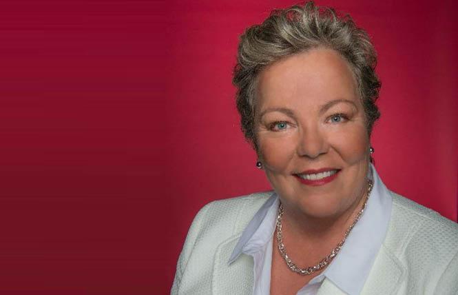 LA LGBT Center CEO Lorri L. Jean