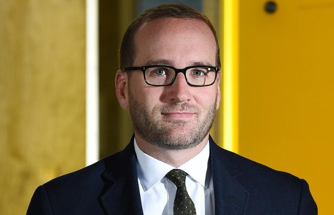 Human Rights Campaign President Chad Griffin has announced he's departing the agency this year; the board should look to a trans person or person of color to replace him. Photo: Courtesy HRC