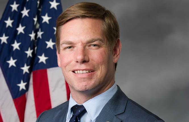 Representative Eric Swalwell. Photo: Courtesy Congress.gov