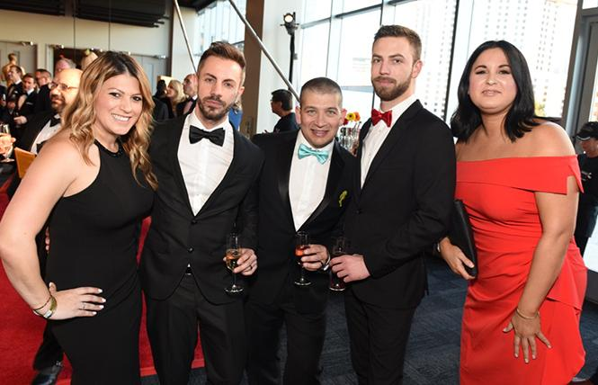 Classy patrons at a recent Academy of Friends gala at City View Metreon. photo: Steven Underhill