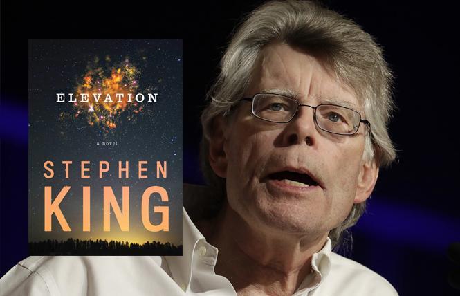"""""""Elevation"""" author Stephen King. Photo: Courtesy the subject"""