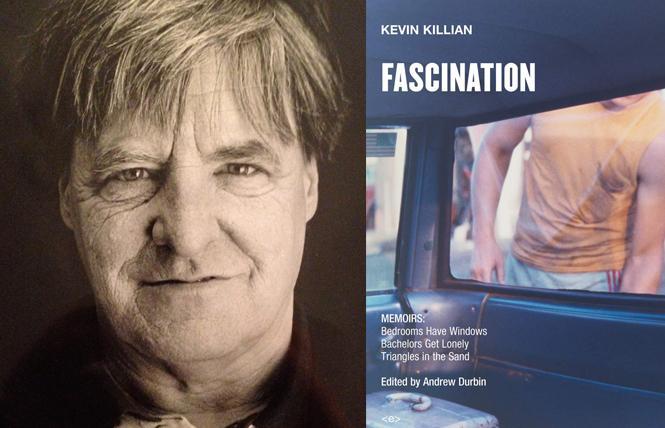 """Fascination"" author Kevin Killian. Photo: Semiotext(e)"