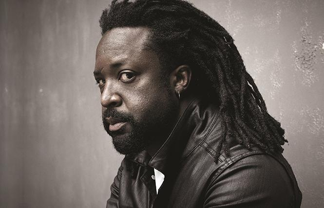 """Black Leopard, Red Wolf"" author Marlon James. Photo: Mark Seliger"