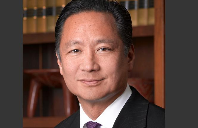 San Francisco Public Defender Jeff Adachi. Photo: Robert Fujioka