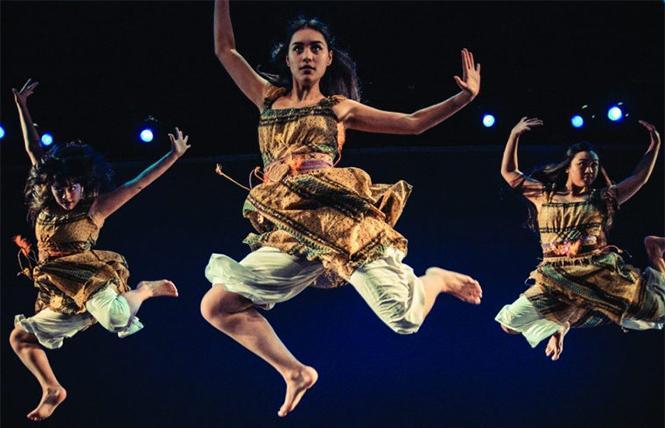 DIRT Festival @ Dance Mission Theater Sat 9