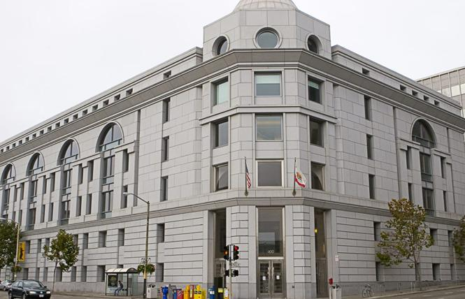 San Francisco's Superior Court has the second highest number of gay and lesbian judges in the state. Photo: Courtesy Clark Pacific