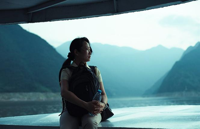 "Scene from director Jia Zhang-Ke's ""Ash is Purest White."" Photo: Cohen Media Group"