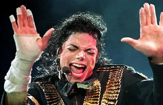 "Michael Jackson is the disturbing subject of the docudrama ""Leaving Neverland."" Photo: Courtesy HBO"