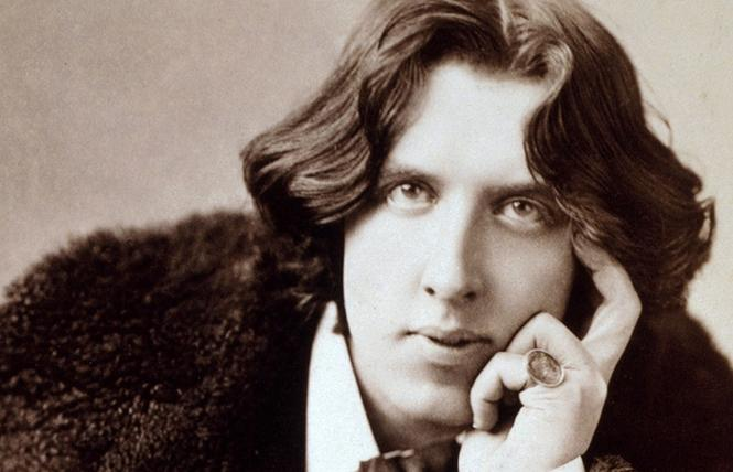 Oscar Wilde in New York, 1882. Photo: Napoleon Sarony (1821-96), Library of Congress