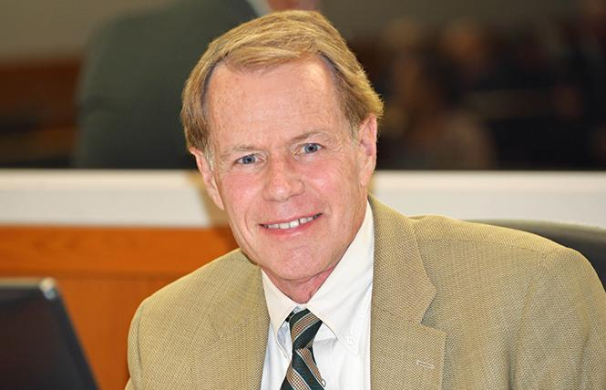 Former Santa Clara County Supervisor Ken Yeager. Photo: Jo-Lynn Otto