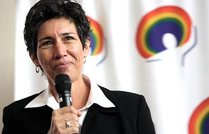 Assemblywoman Susan Talamantes Eggman