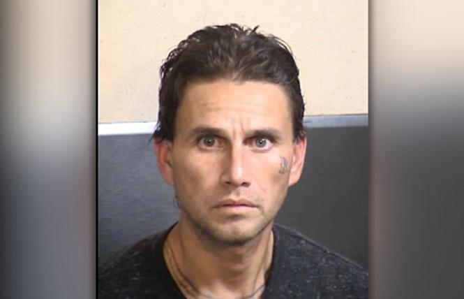 Richard Joseph Lopez. Photo: Courtesy Fresno County Sheriff's office