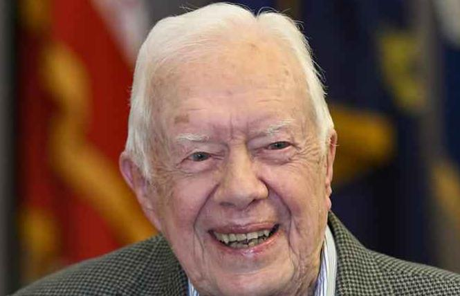 Former President Jimmy Carter. Photo: Courtesy AP