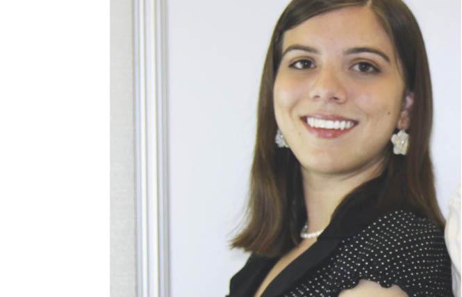 Researcher Maxine Najle, Ph.D.