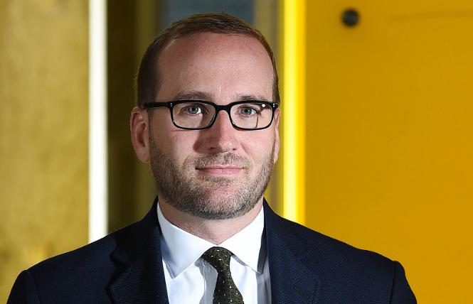 Human Rights Campaign President Chad Griffin has garnered business support for the Equality Act. Photo: Courtesy HRC