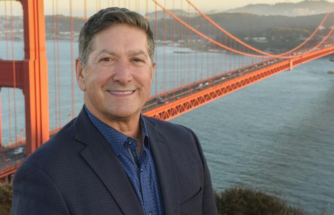 San Francisco Travel CEO Joe D'Alessandro. Photo: Courtesy SF Travel