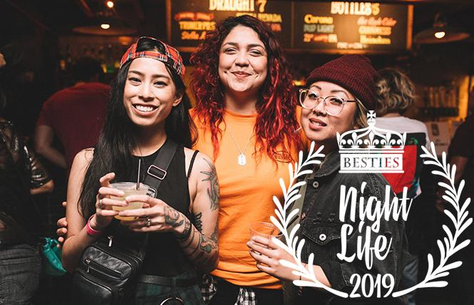 Jolene's wins Best New Bar. photo: Shot in the City