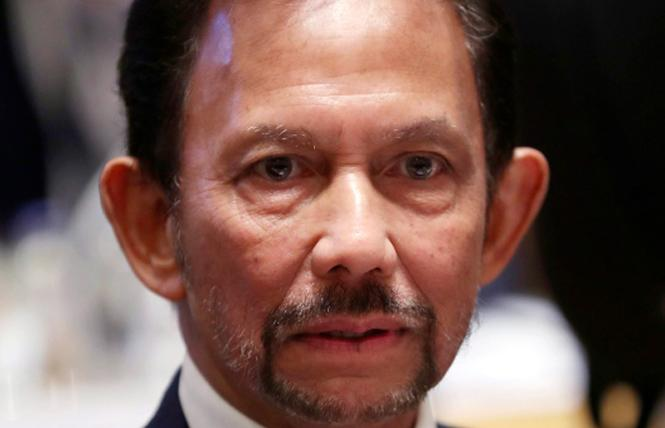 Brunei's Sultan Hassanal Bolkiah has indicated the country will fully implement Islamic criminal codes based on sharia law this week. Photo: Courtesy AP Photo/Francisco Seco