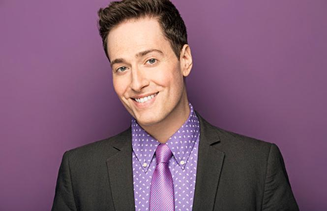 Randy Rainbow will be in the Bay Area this month.