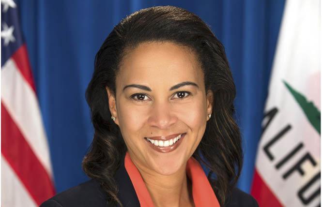 Assemblywoman Autumn Burke