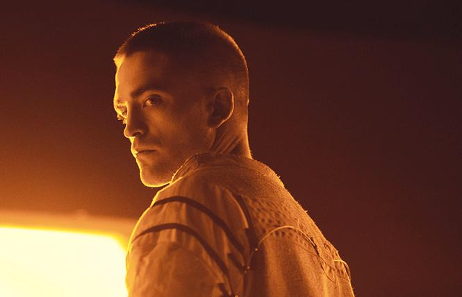 "Robert Pattinson stars in director Claire Denis' sci-fi drama ""High Life,"" playing the 2019 San Francisco International Film Festival. Photo: Courtesy SFFILM"