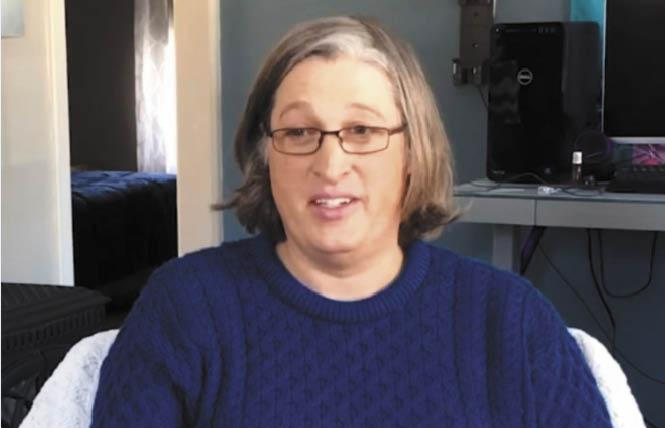 Eleanor Andersen Maloney has filed a complaint after her employer, Yellowstone County, denied trans-related health care for her. Photo: Courtesy KTVQ