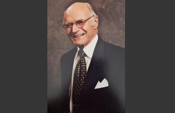 Obituary: Gordon Reeve Gould