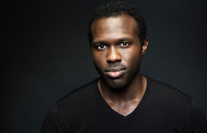"Joshua Henry: ""It never occurred to me that there were parts I couldn't do."" Photo: Jason Goodrich"